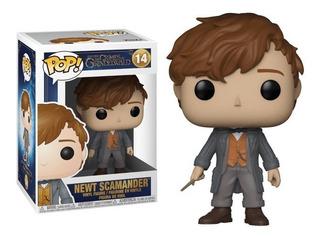 Pop! Fantastic Beasts Crimes Of Grindelwald Newt Scamander