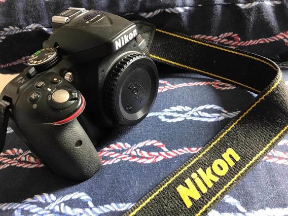 Kit Nikon D5300 + 3 Lentes Nikon | 18-55, 35 E 70-300