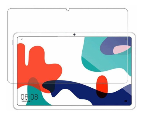 Imagen 1 de 5 de Vidrio Protector Biselado Tablet Huawei Matepad 10.4