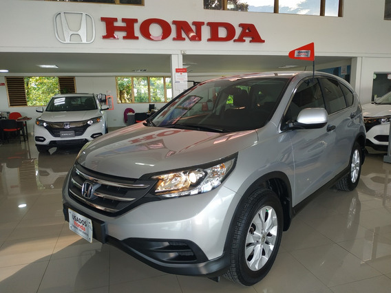 Honda Cr-v City Plata Alabaster Modelo 2014