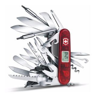 Navaja Cyber Swisschamp Victorinox 1.6795.xavt Funda 500760