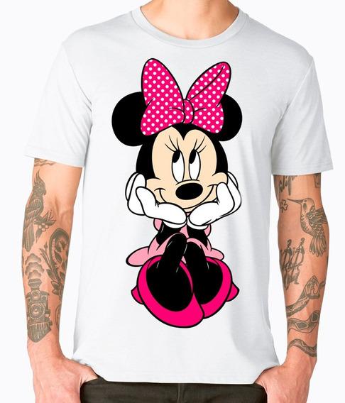 Playera Cleen Alexer Mikey Mouse Minnie Mouse Mod 42