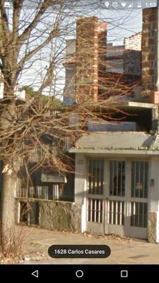 Casa A Terminar, 3 Plantas, Garage, Patio, Muy Amplia