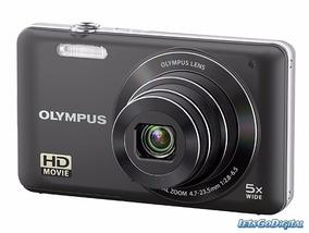 Câmera Digital Olympus Vg 120