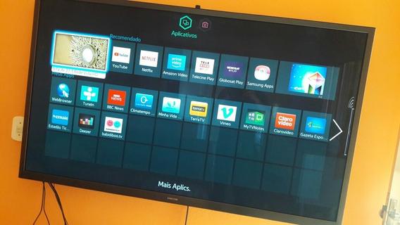 Tv Samsung 65 Plasma Funcionando Perfeitamente