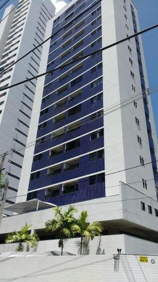 Apartamento Em Torre, Recife/pe De 88m² 3 Quartos À Venda Por R$ 395.000,00 - Ap279589
