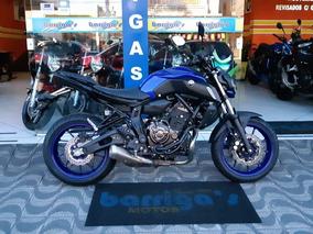 Yamaha Mt 07 Abs 0km Todas As Cores Garantia De Fábrica