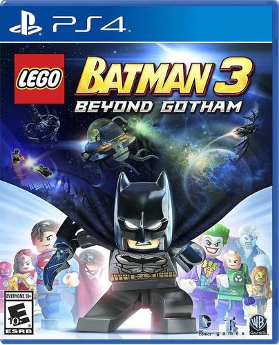Imagen 1 de 1 de Lego Batman 3 Beyond Gotham Ps4 - Us