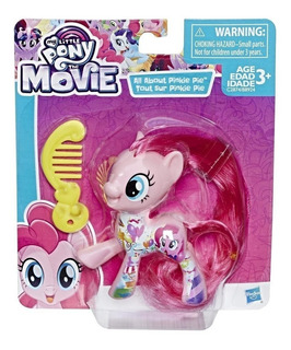 My Little Pony Figuras Plastico Pelicula Movie Hasbro Edu