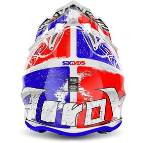 Capacete Airoh Motocross Aviator 2.2 Six Days