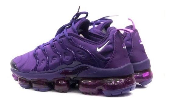 Tênis Nike Vapor Max Plus Cores Femininas Envio Em 24 Hrs!!