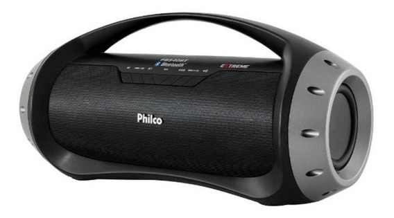 Speaker Philco Pbs40bt Extreme 40w Rms S/ Juros