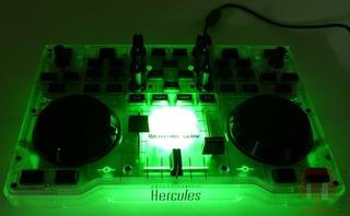 Controlador Dj Hercules Glow - Controlador Pc Herciles Dj