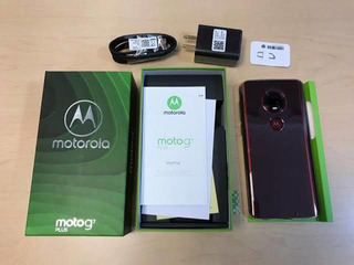 Motorola G7 Plus 128gb Original Con Accesorios Completos