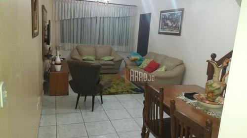 Imagem 1 de 15 de Sobrado Com 3 Dormitórios À Venda, Vila Laís, Penha, São Paulo/sp - So0885