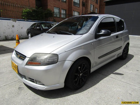 Chevrolet Aveo Emotion Gt 1.6l Mt Aa Abs