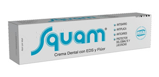 Crema Dental Squam Por 120 Gramos