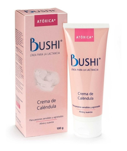 Bushi  Crema Calendula 100g