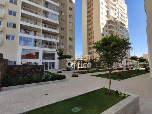 Apartamento À Venda, 77 M² Por R$ 340.000,00 - Jardim Das Américas 2ª Etapa - Anápolis/go - Ap0102