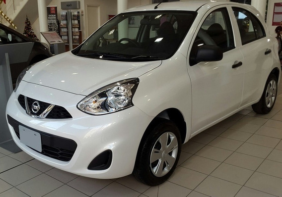 Nissan March Motor 1.6 0 Km 2020 Active