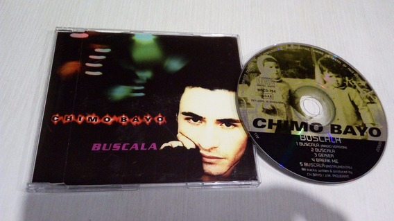 Cd Maxi Chimo Bayo - Búscala - Import - Euro House