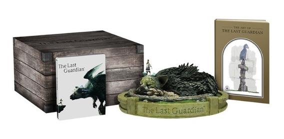 The Last Guardian Collector´s Edition Ps4 Pronta Entrega !!