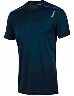 Camiseta Remera Reebok De Entrenamiento De Hombre Mvd Sport