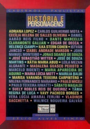 Cadernos Paulistas - História E Personagens