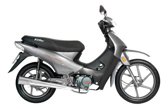 Keller Crono Classic 110 Plus 0km 2020 + Casco / Motos 32