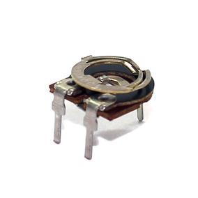 Trimpot Horizontal Mini Sem Botão 4k7 Kit 25 Peças