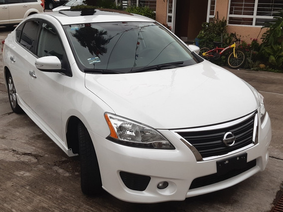 Nissan Sentra Sr Navi 2016