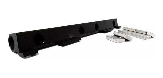 Flauta Fluxo Cruzado Em Aluminio Preto - Ap Vw