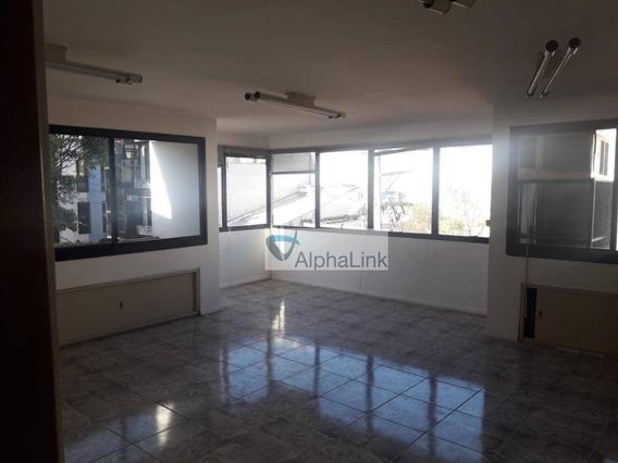 Sala Centro Comercial Alphaville 69 M² 2 Banh - Sa0325