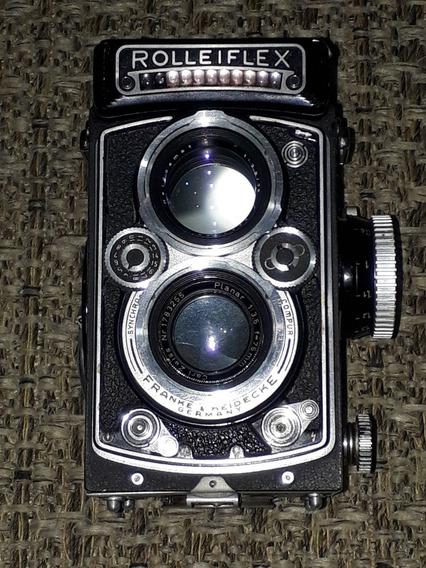 Rolleiflex 6x6 (fotômetro Inoperante)