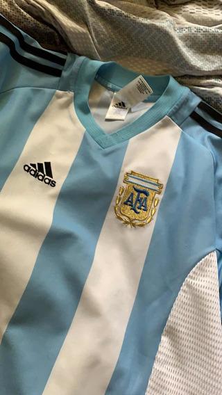 Playeras Argentina adidas (las 2 Juntas)