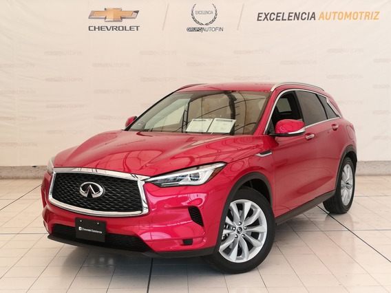 Impecable Infiniti Qx 50 Luxe 2019 Aproveche !!!!!