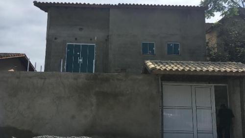 Imagem 1 de 14 de Casa Em Fase De Acabamento Com 3 Quartos Em Itanhaém 4043/pc