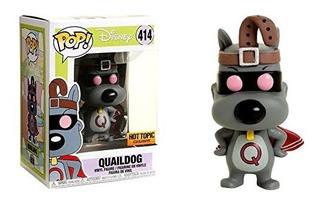 Funko Pop! Disney 414 Doug Quaildog Hot Topic Exclusive