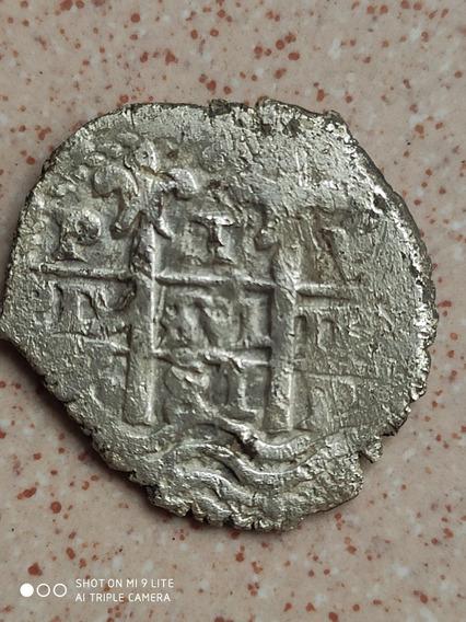Macuquina 1 Real 1681 Muy Escasa