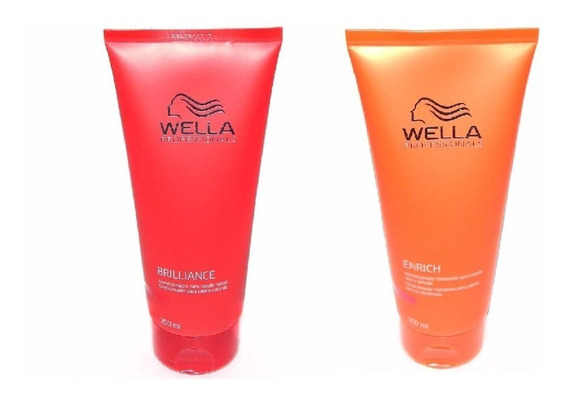 Wella Acondicionador Enrich Brilliance X 200 C/u