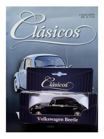 Volkwagen Beetle - Con Fascículo Colección Clásicos Clarin