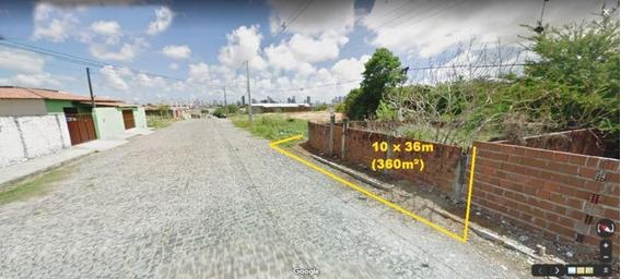 Terreno À Venda, 360 M² Por R$ 95.000,00 - Cidade Da Esperança - Natal/rn - Te2293