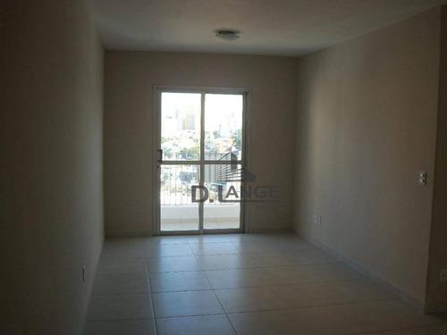 Imagem 1 de 25 de Apartamento Com 3 Dormitórios À Venda, 105 M² Por R$ 620.000,00 - Cambuí - Campinas/sp - Ap16688