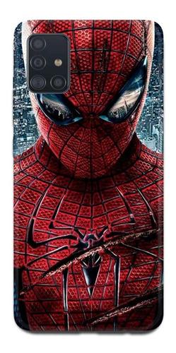 Imagen 1 de 10 de Funda Samsung A31 A21s A11 Spider Man 1