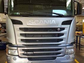 Scania G 360 Full Largo, Color, Dodle Cama, 7 Llantas Alum.