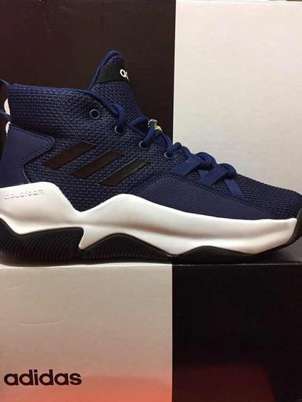 Tênis adidas Original Streetfire Azul Masculino 38 A 43
