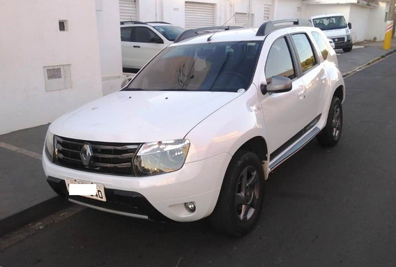Renault Duster Techroad Ii, Ano 2014, Único Dono, 50mil Km
