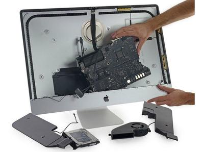 Assistência Técnica Apple, Solda Bga Placa iMac Macbook Pro