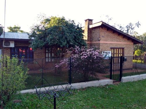 Imagen 1 de 19 de Vendo Casa Zona Palacio De Justicia-obera - Rn