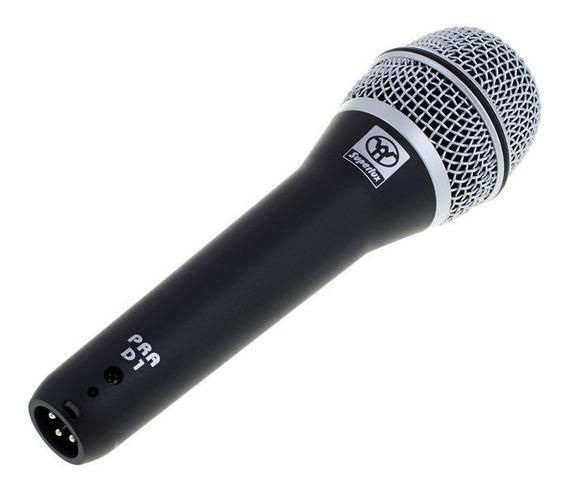 Microfone Superlux Pra D1 Dinâmico Vocal